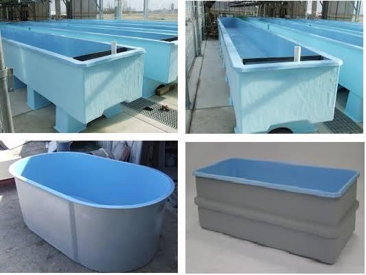 Bể chứa thủy sản